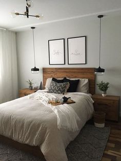 Bedroom Decor Master For Couples, Couple Bedroom, Master Bedroom Design, Cozy Bedroom, Home Decor Bedroom, Bedroom Small, Bedroom Apartment, Tiny Master Bedroom, Bedroom Ideas For Couples Romantic
