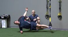 TRX Ab Challenge Workout