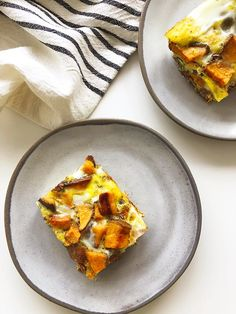 Recipe: Sweet Potato Egg Casserole