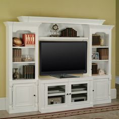 entertainment center....wonder if Pops could build this one?