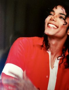 Michael Jackson. Such a beautiful soul.