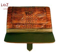 Taschen - Schnittmuster Kupplung Muster - ein Designerstück von LZpattern bei DaWanda