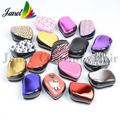 Fashion Hair Brush reduce hair loss Quick Hair comb Untangle styling tools Free shipping Massage comb