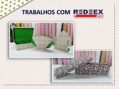 As cozinha ganha charme com os Tecidos Adesivados REDEEX Aplik!
