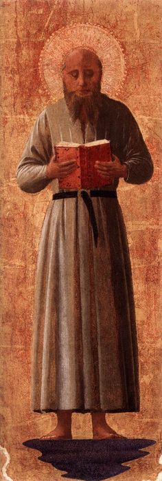1440  - St. Jerome - Fra Angelico