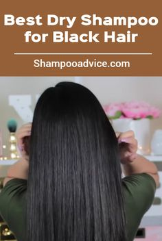 It won't leave your hair dusty or make your roots revert to curls. In fact, dry shampoo for black hair might just be the solution for several-day-old hair. Best Dry Shampoo, Best Shampoos, Black Hair Shampoo, Hair Oil, Roots, Your Hair, Curls, Long Hair Styles, Day