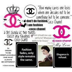 Coco Chanel - #Fashion #quotes http://www.webdoc.com/documents/C52BBAD3-5CD0-0001-792B-17501FBB29A0