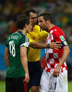 Mexico 3 Croatia 1