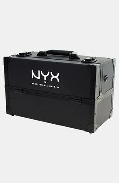 NYX Cosmetics Train Case available at #Nordstrom