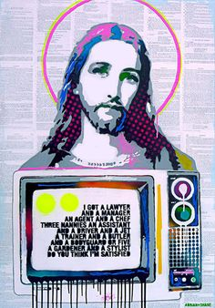 Adrian and Shane Street Art, Irish Street Art Jesus Artwork, Stencil Vinyl, Stencils, Wall Drawing, Sketch Markers, Painted Paper, Street Art Graffiti, Chalk Art, Angels