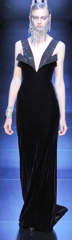 ✪ Armani Prive Fall Couture 2012 ✪