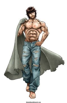 'New Grappler Baki: In Search of Our Strongest Hero' Manga Getting Anime Adaptation Martial Arts Anime, Martial Artist, Manga Art, Manga Anime, Anime Art, Live Action, Anime Love, Anime Guys, Comic Movies