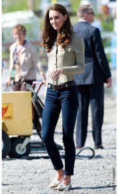 i heart kate!!! j brand jeans are a must.
