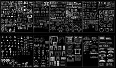 【CAD Drawings Download】 (http://cadgallery.boss888.net) ★Architectural CAD drawings, CAD blocks and CAD details download. Free Architectural CAD drawings, CAD blocks and CAD details for download in the dwg format for use with AutoCAD and other 2D and 3D design software..