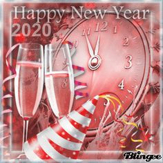 Pink Champagne New Year 2020 Gif new year new year quotes happy new year quotes new year gifs 2020 quotes new year animated quotes