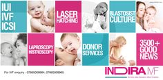 Indira IVF centre is the pioneer in providing affordable yet creditable infertility curation to the common people for the first time in India. It is armed with the state-of-the-art infrastructure, advanced equipments and a pool of renowned physicians.
