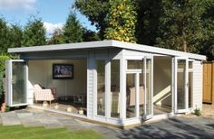 Garden rooms and garden offices