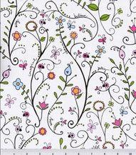 Candy colors :) Heidi Grace #fabric