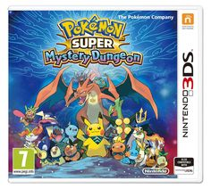 Buy Pokemon Super Mystery Dungeon 3DS Game at Argos.co.uk - Your Online Shop for Nintendo 3DS, 2DS and DS games, Nintendo 3DS, 2DS and DS, Video games and consoles, Technology.