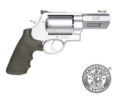 Smith & Wesson Model 460 XVR - Hunting dangerous game calls for a backup gun and that's what Smith & Wesson is offering in the Model 460. The .460 S&W Magnum has the highest muzzle velocity of any production revolver available today. And the model has plenty of versatility built in, capable of also firing .45 Colt and .454 Casull rounds. The MSRP is $1,609. www.smith-wesson.com