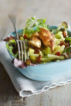 Knolselderij met geroosterde kip | A.Vogel gezonde recepten