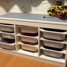 おもちゃ収納のアイデアとコツ50選