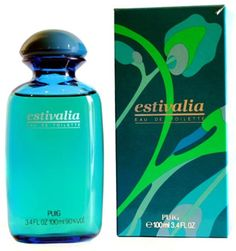 estivalia by Antonio Puig. A lovely fresh daily fragance..My mum's fave..