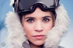 #mujeres #modelo #book #moda #globos #produccion fotografica #invierno #nieve