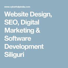 Website Design, SEO, Digital Marketing & Software Development Siliguri