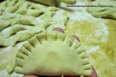 Kwartet Zdrowych Smaków: Orkiszowe pierogi z mango i twarożkiem Apple Pie, Mango, Desserts, Recipes, Food, Manga, Tailgate Desserts, Deserts, Recipies