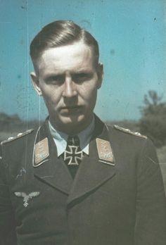 Major Helmut Viedebantt (23 December 1918 - 1 May 1945)