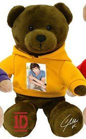 One Direction Collectible Bear - Liam One Direction Store, Take Money, Another One, 1d And 5sos, Zayn, Marilyn Monroe, Nerdy, Besties, Best Gifts
