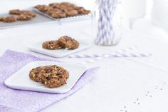 Quinoa Chocolate Chip Zucchini Breakfast Cookies   Healthful Pursuit - Just made these -- they are incredible!  Vegan, gluten-free, & paleo.
