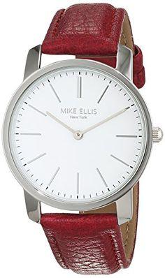 Mike Ellis New York Damen-dunkelpink-Armbanduhr Preppy An... https://www.amazon.de/dp/B013QCK0FI/ref=cm_sw_r_pi_dp_x_Idt9xb8XH8J8T