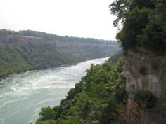 Canada, Landscape, Nature, New York, Niagra Falls < New York, Niagra Falls < Ontario, No People, Ontario, Outside, Rapids, Summer, United States of America, Water