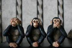 Image result for see no evil hear no evil speak no evil