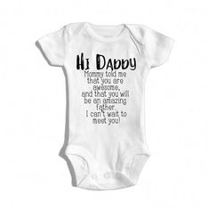 Baby announcement husband - Pregnancy announcement for husband - Hello daddy - Baby reveal to husband - Daddy to be - pregnancy reveal - Pregnancy Announcement Ideas - Schwangerschaft Pregnancy Announcement To Husband, Pregnancy Information, Fantastic Baby, Baby Arrival, Pregnant Mom, First Time Moms, Baby Hacks, Pregnancy Tips, Pregnancy Acne