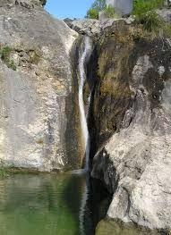 Moratalla - Cascada