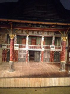 Tour of The Globe.....Whether 'tis Nobler in the mind to suffer The Slings and Arrows of outrageous Fortune....