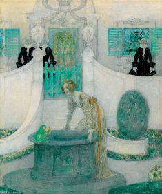 Aqua Elegance: House Beautiful | ZsaZsa Bellagio - Like No Other