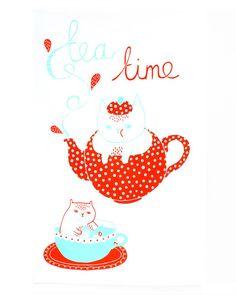 meow tea