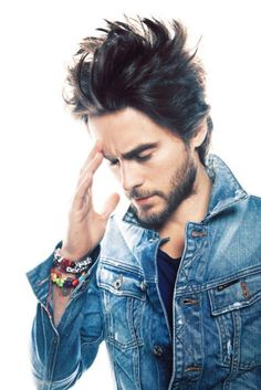 Jared Leto...you'll always be Jordan Catalano to me.