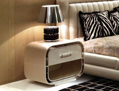 Modern Beige Bedside. Master bedroom. Bedroom design ideas. luxury interiors. Luxury Furniture. For more inspirational ideas take a look at: www.homedecorideas.eu