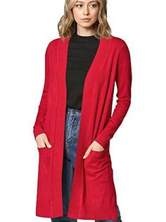 Red Turtleneck, Casual Tops, Beautiful Outfits, Sweater Cardigan, Sweaters For Women, Travel Party, Coat, Long Sleeve, Model