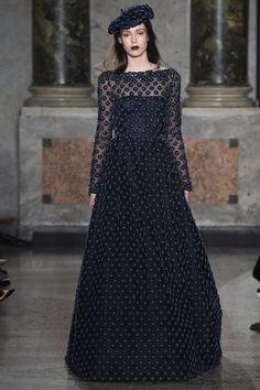 Luisa Beccaria Milan Fashion Week Fall/Winter 2015