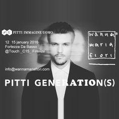 12  15 january @pittimmagine  #touch  C15 #firenze ❤️ #wanna #wannamariafiori #pu89 #pitti #pic #potd #picoftheday #unisex #shoes #bags #fashion #madeinitaly #pittigenerations #style #blogger #press ❤️ www.facebook.com/wannamariafiori ❤️