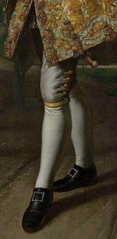 Gerard Cornelis van Riebeeck ca 1755 by Mattheus Verheyden