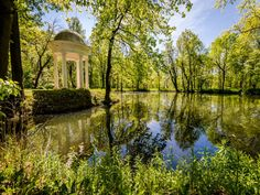 Titelbild Schlosspark