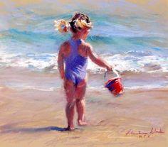 Figures   Christine Clark Art   Christine Clark Art Clark Art, Vibrant Colors, Colours, Beach Mat, Outdoor Blanket, Acrylic Paintings, Portrait, Drawings, Pens