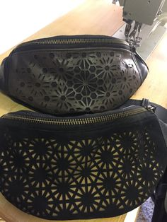 fannypack collaboration with sadriawear and desthex artworks Fractal Tattoo, Vector Design, Laser Cutting, Fractals, Geometry, Collaboration, Artworks, Photo And Video, Decoration